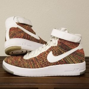 Nike Air Force 1 Ultra Flyknit Mid sz 9.